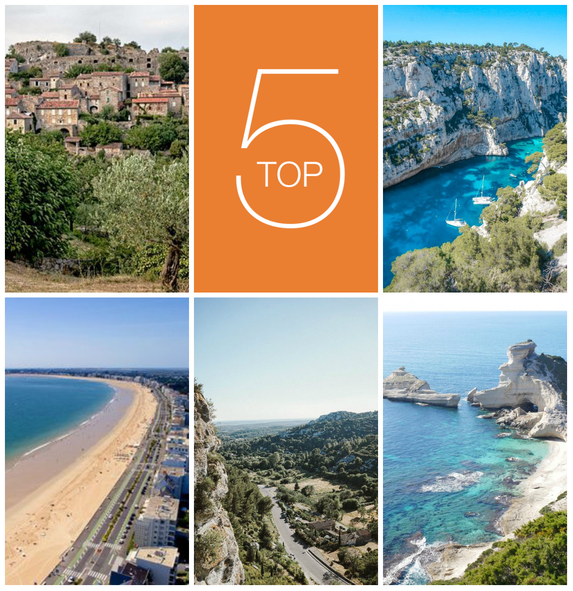 top-5-destinations-vacances-france